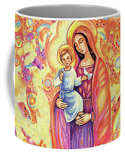 Blessing Of The Light Coffee Mug