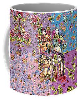 Eastern Flower Coffee Mug