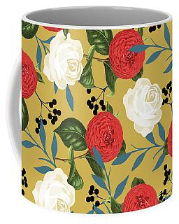 Floral Obsession Coffee Mug