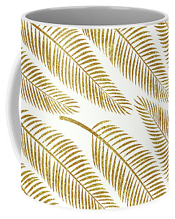 Golden Palm Coffee Mug