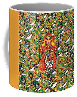Our Lady Of The Sign Coffee Mug
