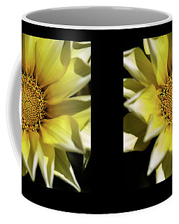 Coffee Mug featuring the photograph Chrysanthos by Linda Lees