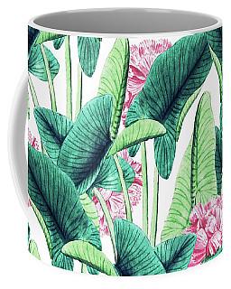 Lovely Botanical Coffee Mug