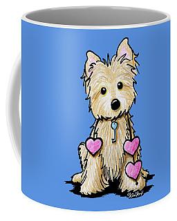 Heartstrings Cairn Terrier Coffee Mug