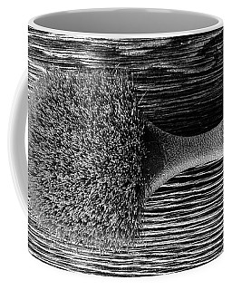 Scrub Brush Up Bw Coffee Mug