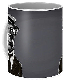 Celebrity Sunday - Buster Keaton Coffee Mug