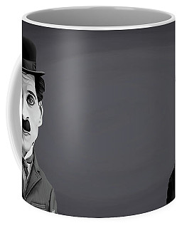 Celebrity Sunday - Charlie Chaplin Coffee Mug