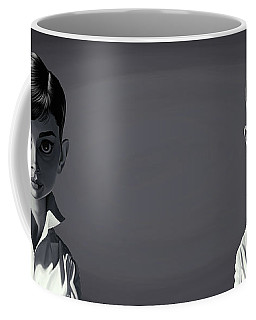 Celebrity Sunday - Audrey Hepburn Coffee Mug