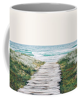 The Ocean Is Calling And I Must Go  Coffee Mug