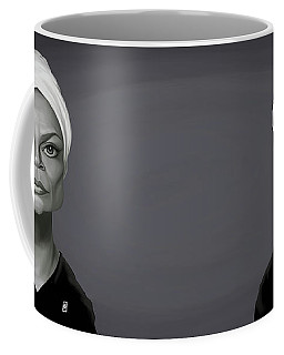 Celebrity Sunday - Eartha Kitt Coffee Mug