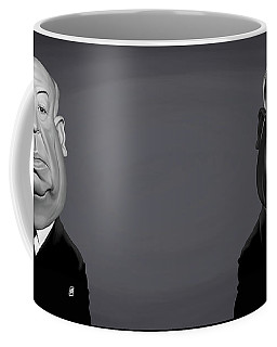 Celebrity Sunday - Alfred Hitchcock Coffee Mug