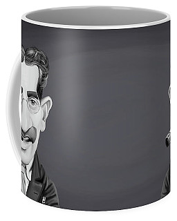 Celebrity Sunday - Groucho Marx Coffee Mug