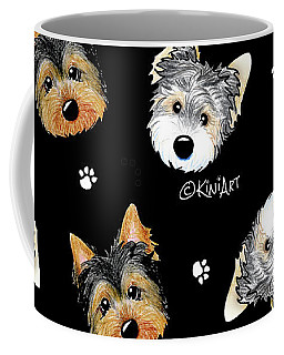 Cosmo And Chewie Portrait Coffee Mug