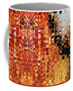 Abstract Modern Art - Pieces 8 - Sharon Cummings Coffee Mug