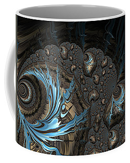 The Drama Between Earth And Sky Coffee Mug