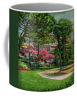 Coffee Mug featuring the photograph The Fancy Swiss South-west by Hanny Heim