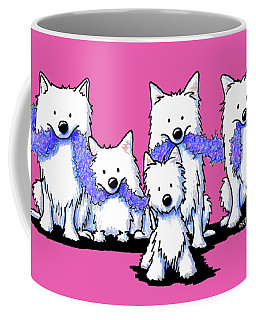 Sams And Westie Coffee Mug