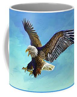 The Grand Master Coffee Mug by Anthony Mwangi