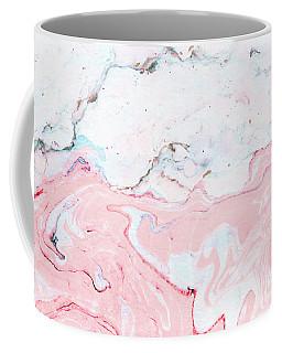 Marble Love Coffee Mug