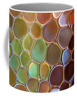Coffee Mug featuring the photograph The World Of Bubbles II by Jaroslaw Blaminsky