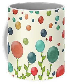 The Gumdrop Garden Coffee Mug by Deborah Smith