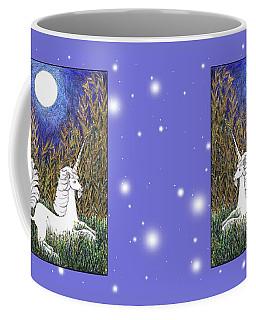September Unicorn Coffee Mug