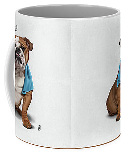 Bull Coffee Mug by Rob Snow