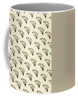 Coffee Mug featuring the photograph Rustic Hammer Pattern by YoPedro