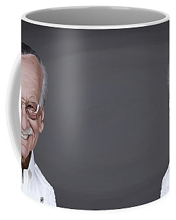 Celebrity Sunday - Stan Lee Coffee Mug