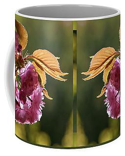 Ornamental Cherry Blossoms - Coffee Mug