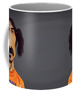 Celebrity Sunday - Frank Zappa Coffee Mug