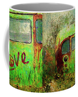 Love Bus Coffee Mug