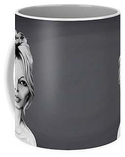 Celebrity Sunday - Brigitte Bardot Coffee Mug