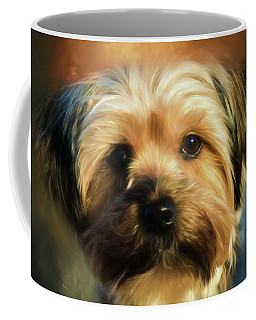 Morkie Portrait Coffee Mug