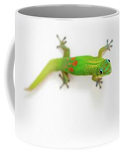 Green Gecko Coffee Mug