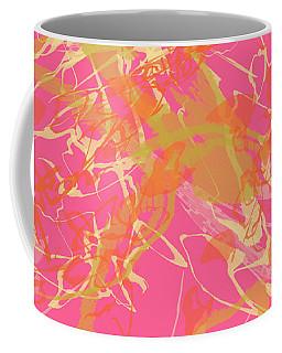 Fern Palette Painting #1 Coffee Mug