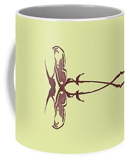 Zen Fly Specimen  Coffee Mug