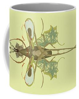Mosquito Specimen Coffee Mug