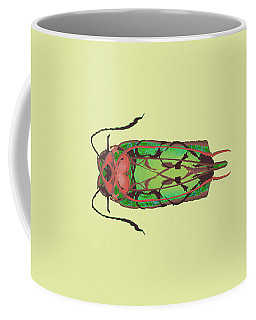 Dread Bug Specimen Coffee Mug