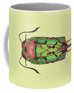 Dread Bug Specimen Coffee Mug