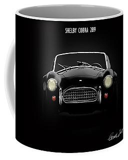 Shelby Cobra 289 Coffee Mug