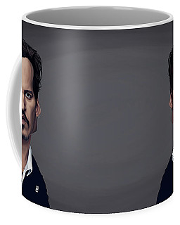 Celebrity Sunday - Johnny Depp Coffee Mug