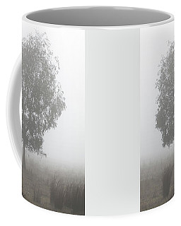 Coffee Mug featuring the photograph On A Winter's Morning by Linda Lees