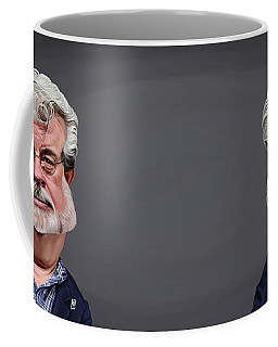Celebrity Sunday - George Lucas Coffee Mug