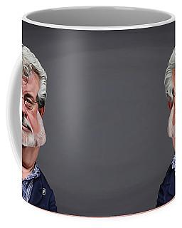 Celebrity Sunday - George Lucas Coffee Mug