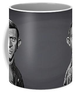 Celebrity Sunday - Steve Mcqueen Coffee Mug