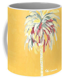 Canary Palm Tree Coffee Mug