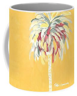 Canary Palm Tree Coffee Mug