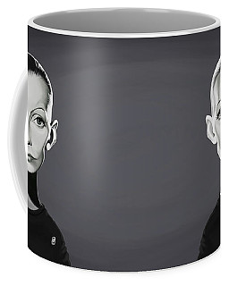 Celebrity Sunday - Greta Garbo Coffee Mug