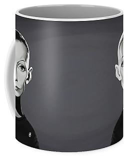 Celebrity Sunday - Greta Garbo Coffee Mug